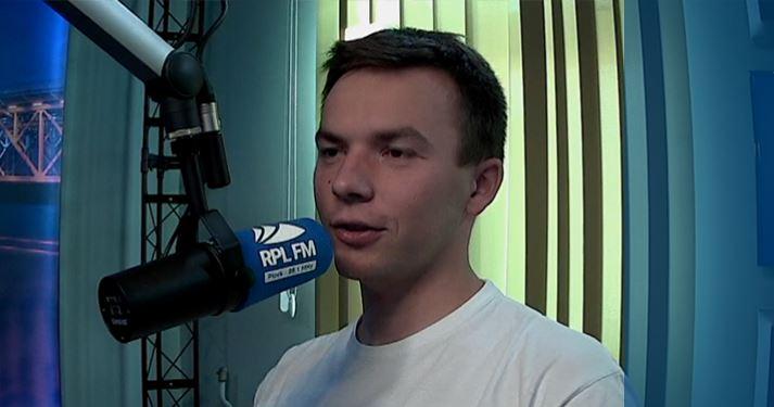 """Gość programu """"Poranny Dialog"""" w RPL FM"""