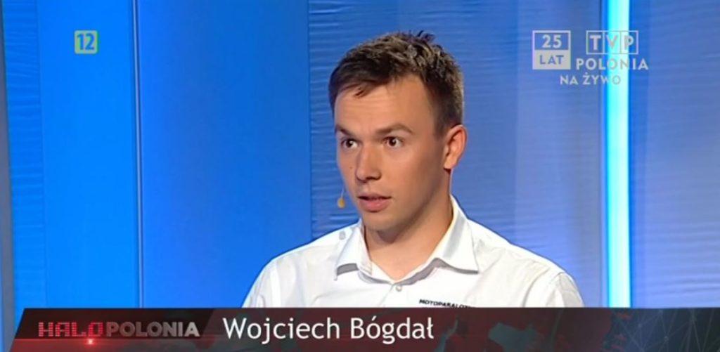 Motoparalotniowy Mistrz Świata w Halo Polonia