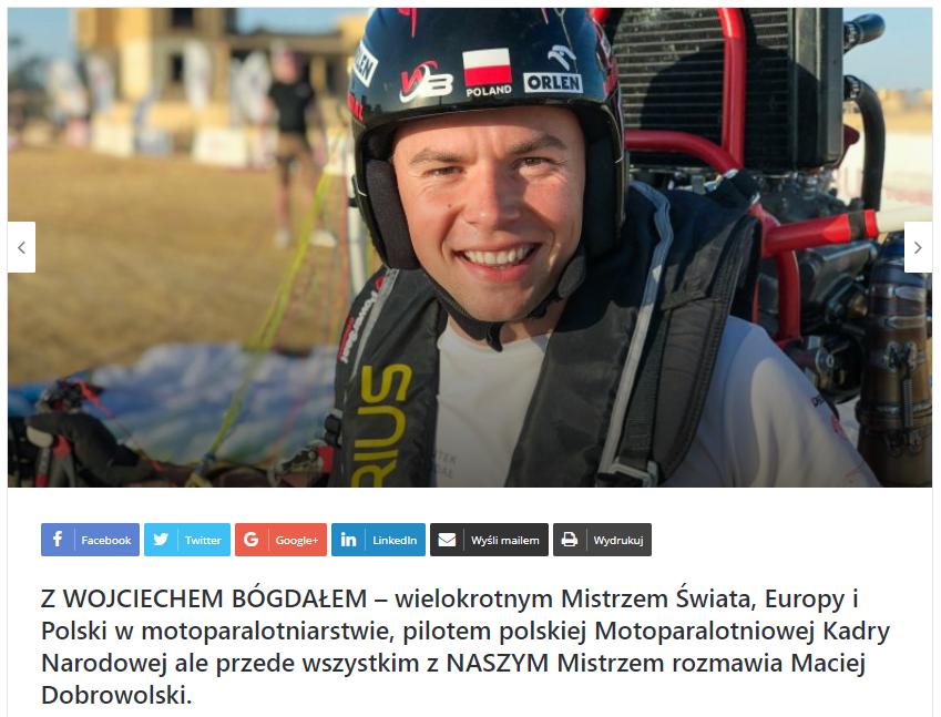 Gwiazdą się nie czuję – wywiad dla portalu TwójPłock.pl